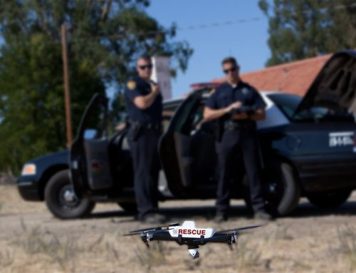 New Report: Drones in Public Safety and First Responder Operations
