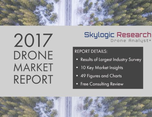 New Research: 2017 Drone Market Sector Report