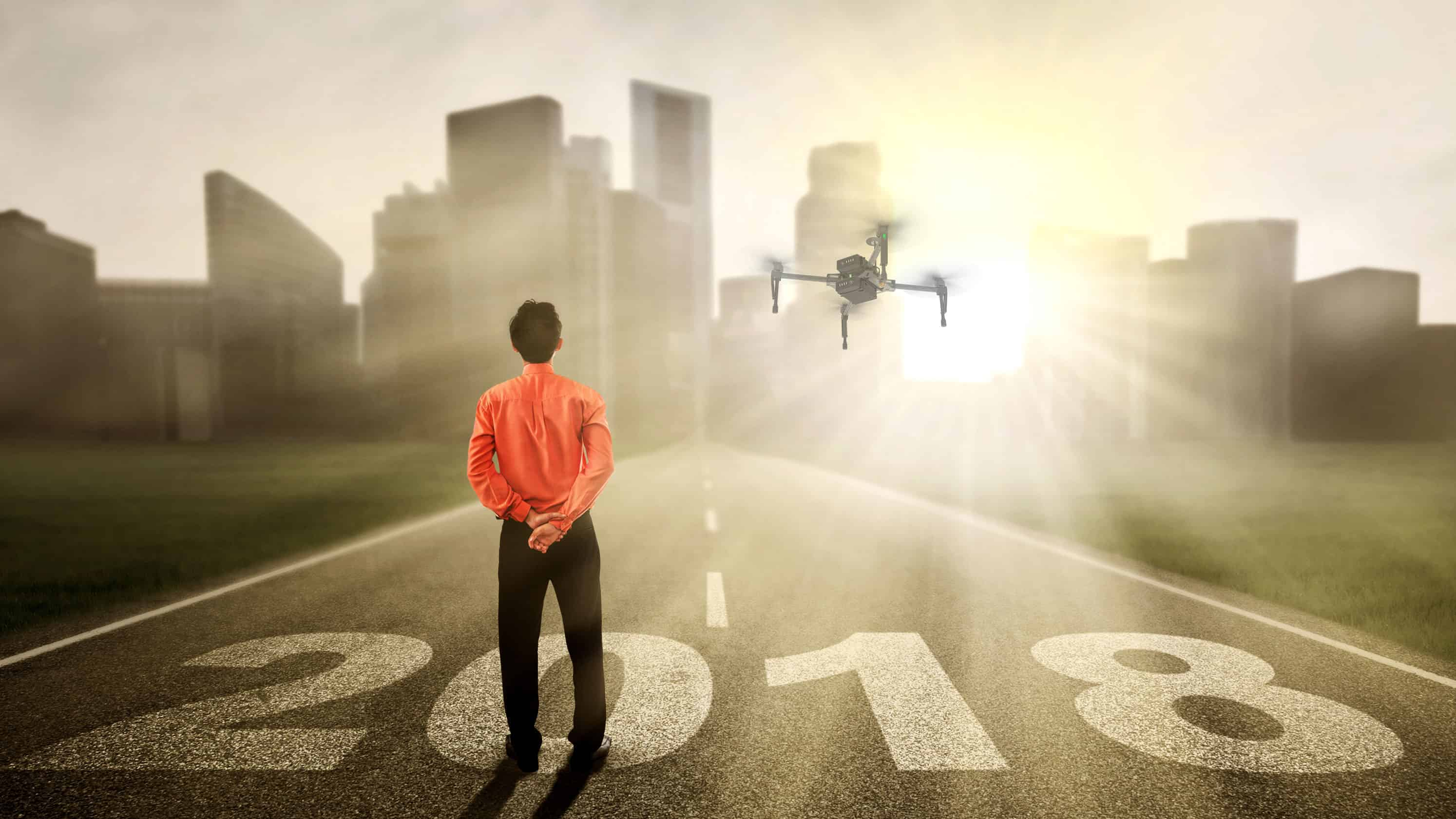 Drone Analyst: Four Commercial Drone Trends to Watch in 2018