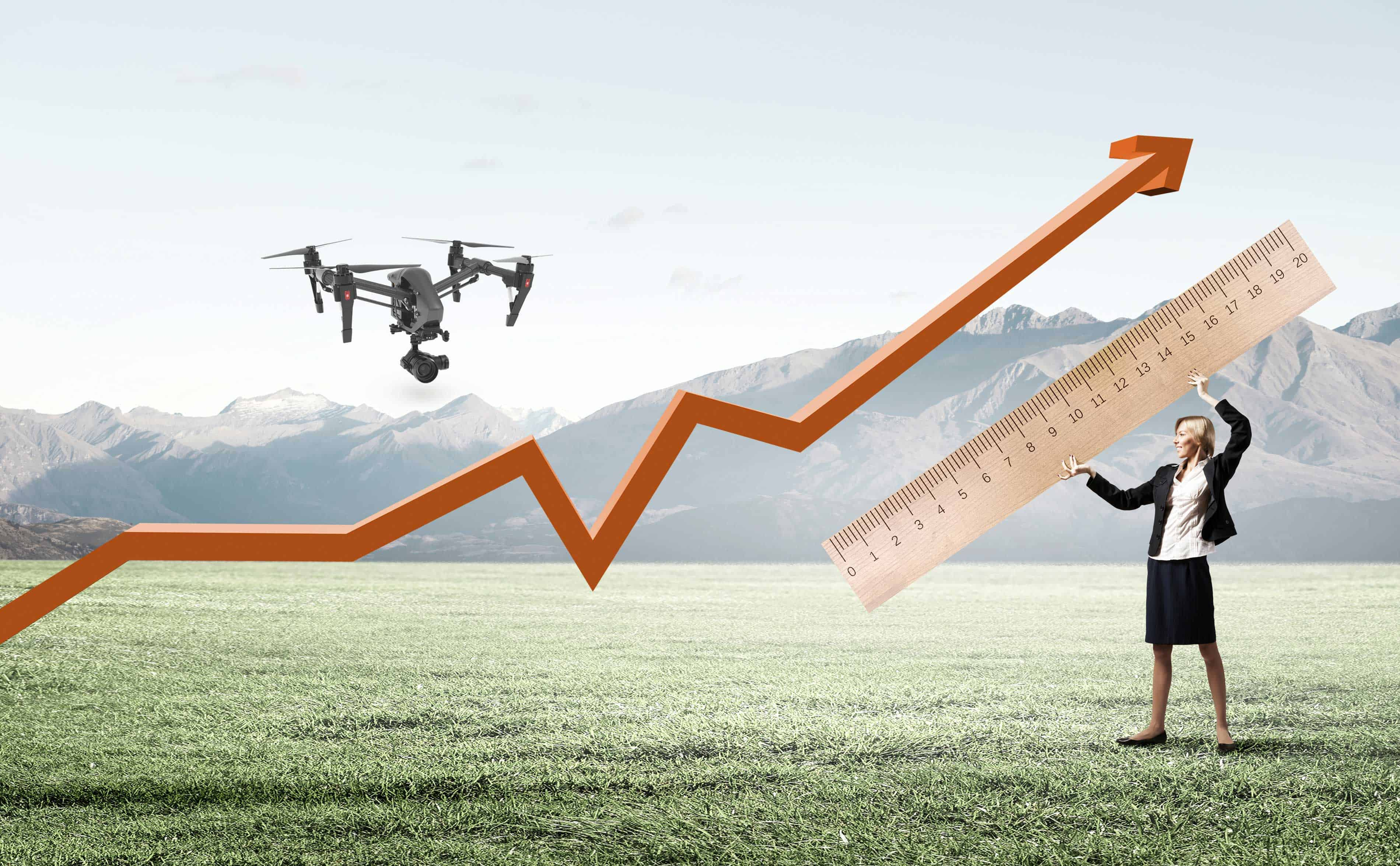 Sense And Avoid For Drones Is No Easy Feat Beranda Yuneec Gps Modul Circuit Board Typhoon H Measuring Success In The Drone Market